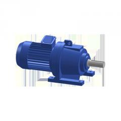 Мотор - редукторы цилиндрические соосные тип 1МЦ2С 80