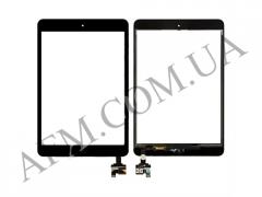 Сенсор (Touch screen) iPad mini/  iPad mini 2 Retina черный полный комплект