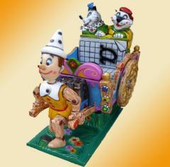 Children's rocking chair of