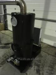 Deville - a multifuel universal heater
