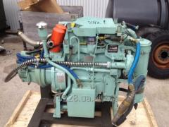 Perkins 4108 Marine diesel engine