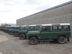 Land rover 110 LHD station wagon TD5