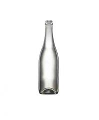 Стеклянная бутылка для шампанского 750 ml, Champagne, прозрачного цвета