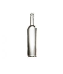 Стеклянная бутылка для вина бесцветная 700 ml, Cork