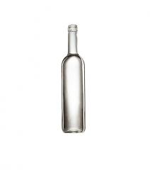 Стеклянная бутылка для вина 700 ml, Cork, бесцветная