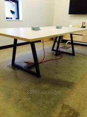 The table is kitchen