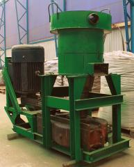 Гранулятор  ГР-3для переработки древесных опилок,