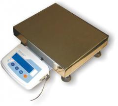 Весы лабораторные электронные ТВЕ-500-10