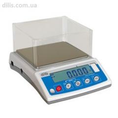 Весы лабораторные электронные Radwag WLC...