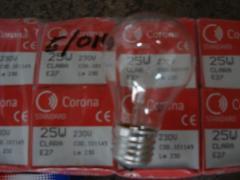 Лампочка Grupo Corona Е27 25Вт