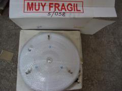 Светильник под лампу дневного света круглую циркулярную Mazda