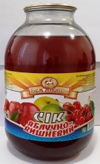 Сок яблочно-вишневый 3л.