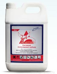 2,4-D Asset herbicide for protection of plants