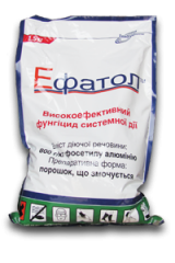 Protective medicine Efatol fungicide