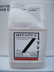 Highly effective Shtarga herbicide