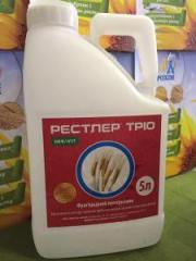 Substante chimice pentru pregatirea semintelor in