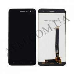 Дисплей (LCD) Asus ZenFone 3 (ZE520KL) с сенсором черный