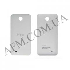 Задняя крышка HTC 300/  301e Desire белая