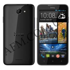 Задняя крышка HTC 516 Desire черная
