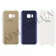 Задняя крышка Samsung G930F Galaxy S7 золотистая