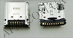 Конектор Samsung T210/  T211/  P3200/  P3210/  P5200/  P5210/  I9200/  I9205 (micro USB)