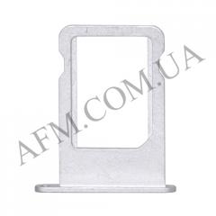 Держатель SIM- карты для iPhone 5C белый