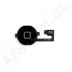 Шлейф (Flat cable) iPhone 4S с кнопкой