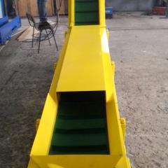 Conveyor system (conveyors) for PET bottles