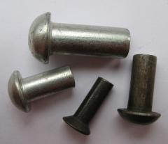 Rivets steel GOST 10299-80; 10300-80