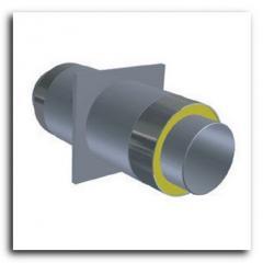 Опора для стальной трубы ППУ 38/110мм в ПЕ/Спиро оболочке