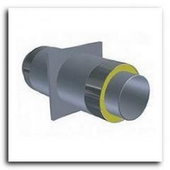 Опора для стальной трубы ППУ 89/160мм в ПЕ/Спиро оболочке