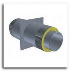 Опора для стальной трубы ППУ 219/315мм в ПЕ/Спиро оболочке