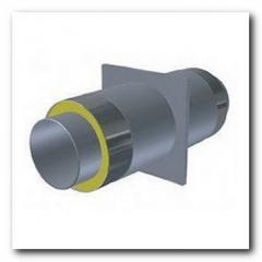 Опора для стальной трубы ППУ 273/400мм в ПЕ/Спиро оболочке