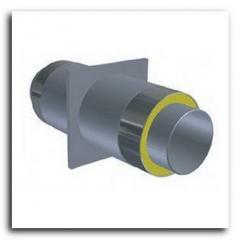 Опора для стальной трубы ППУ 325/450мм в ПЕ/Спиро оболочке