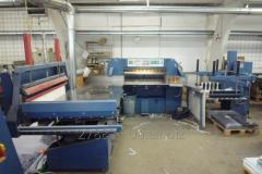 Second-hand paper-cutting S Schneider Senator 115H