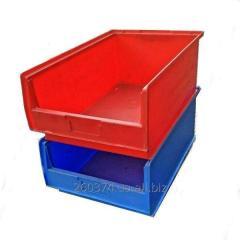 Ящик складской пластиковый