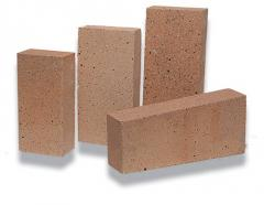 Brick fire-resistant the ShA, ShB brands for