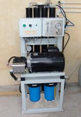 Системы опреснения морской воды, опреснитель