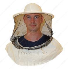 Маска пчеловода лицевая ткань Бязь
