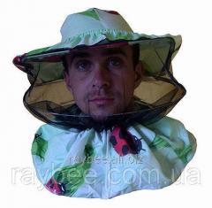Маска пчеловода лицевая фатин