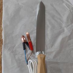 Нож пасечный с электроподогревом нержавеющей стали