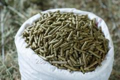 Lucerne granulated (pellet)