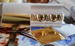 Полиментная поталь-краска, цвет золото 2.5, 100