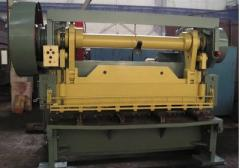 H478 guillotine shears