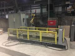 Робототехнический комплекс РК757 для наплавки