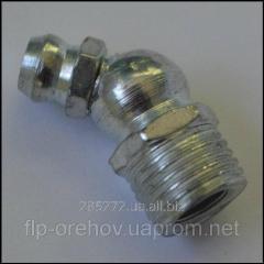 Тавотница Ф10 (масленка), угол 45