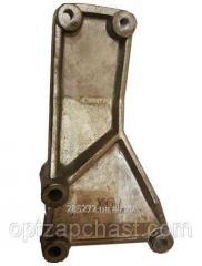 Кронштейн крепления корпуса фильтра тонкой очистки