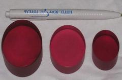 Заготовки лазерных элементов - Высококачественные кристаллы Ti:сапфира