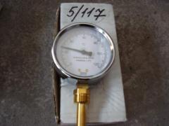 Манометр температуры воды Sitem