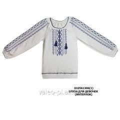 Блуза для девочек, модель 010561306(1)